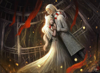 CM: The Wedding by shizen1102