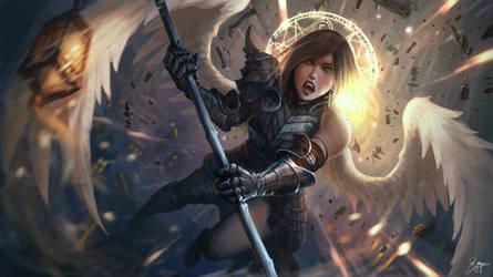 Wrath by shizen1102