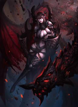 CM: Commander of Darkness