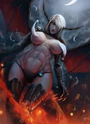 CM: Dragon Priestess
