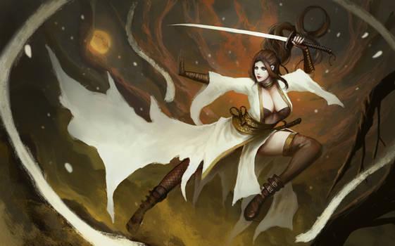 CM: Sword Dance