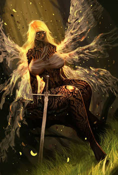 CM: The Angel From The Old Testaments