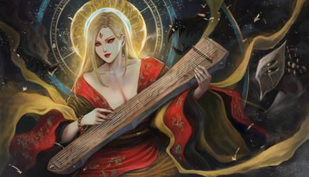 Heavenly Songstress