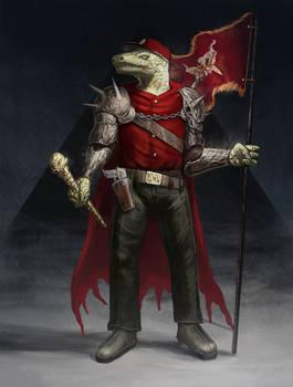 CM: Lizard General