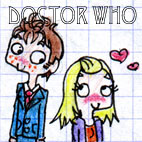 Dr Who Rose Tyler by Lily-Poulp
