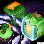 [Minecraft] Server worlds!