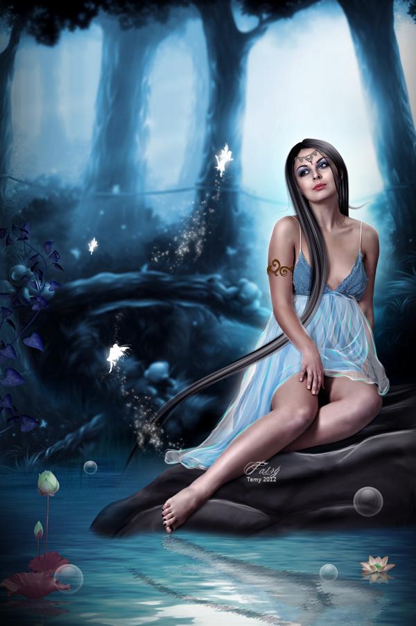 fairy fantasy by Temyplatde