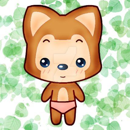 My Fox by SketchAngelSketch16