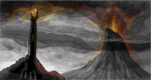 Mordor by Vicsor-S3