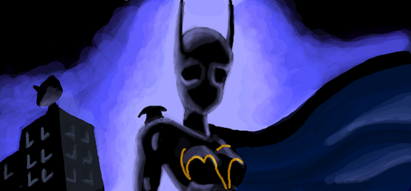 Batgirl by Vicsor-S3