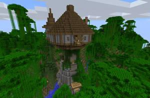 Minecraft - Rapunzel Tower