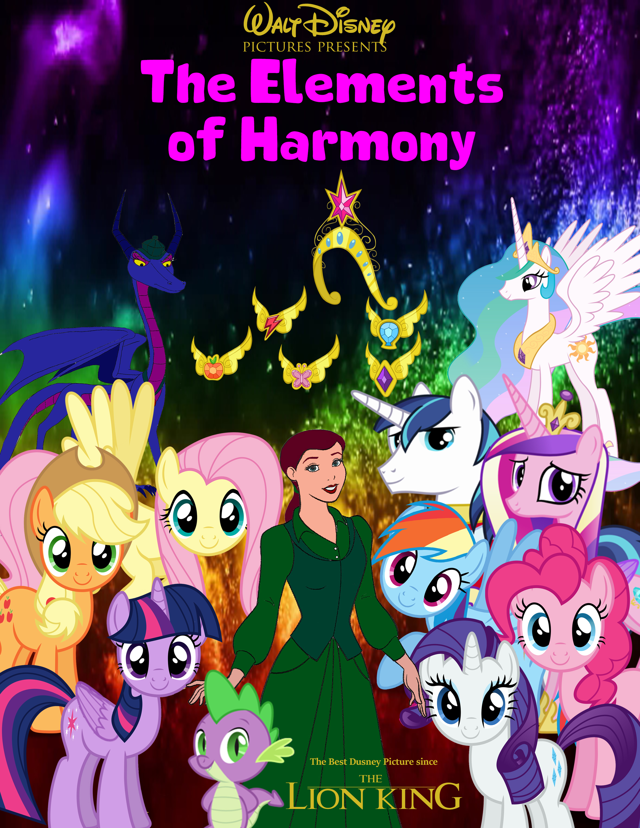 The Elements of Harmony poster