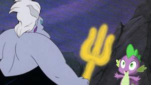 Ursula threatens Spike