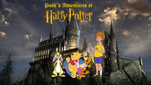 Pooh's Adventures of Harry Potter