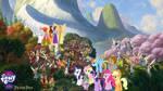 MLP Disney Chronicles - Peter Pan sneak peek