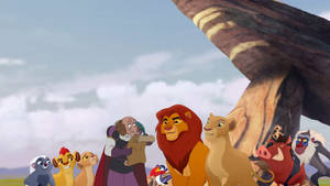 The Lion King meets William Shakespeare