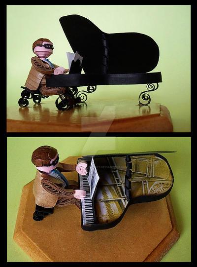 My pianist by AutumnNightBat
