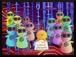 I See Nerd People by AutumnNightBat