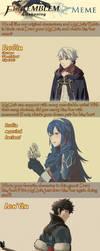Fire Emblem Awakening Meme by NinjaMatty