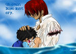 One Piece - Don't cry