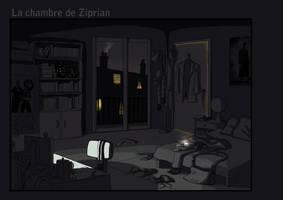 Ziprian's room by Soyouz-Aldrin