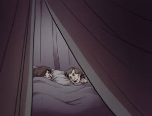 A Warm Bed on a Cold Night