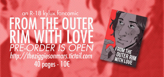 From the outer rim with love preorder