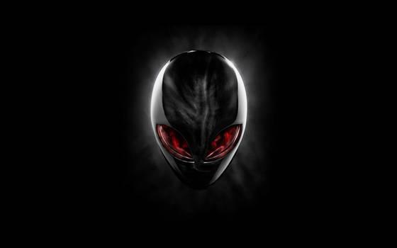 Alienhead Chrome Red