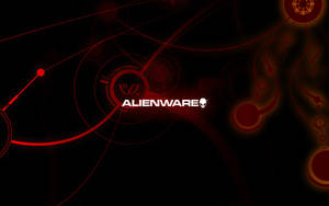 Alien Red Glyphs by kirtpro