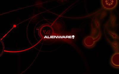 Alien Red Glyphs