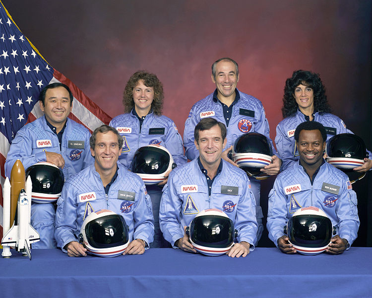 Thirty Years Ago, the Challenger Crew Plunged Alive and ...