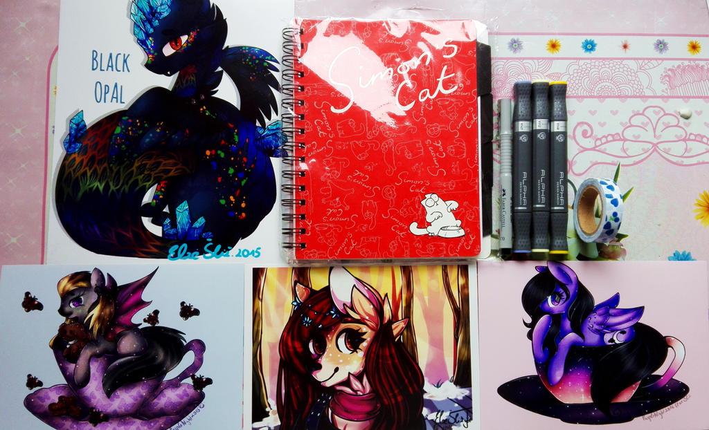 Giveaway 2016 by PurpleNightTheKitty