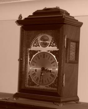 Eight Day Bracket Clock