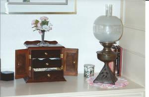 Trinkets Cabinet