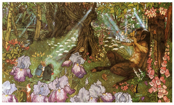 Animism and Wind in the Willows (improved). by aldwarke