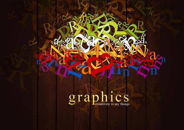 creativity is my thing by razangraphics