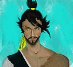 Handsome Hanzo