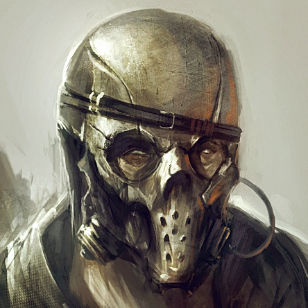 Metal Skull Head by TomEdwardsConcepts