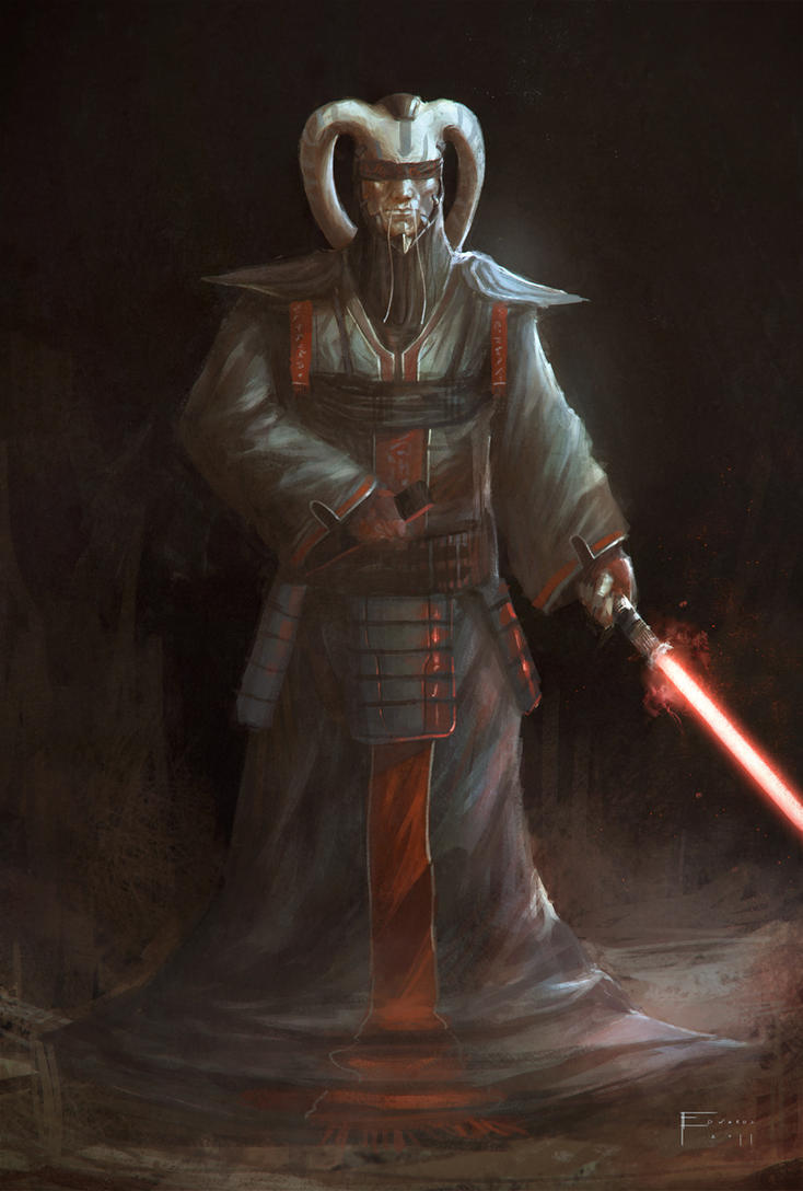 Sith Lord by TomEdwardsConcepts