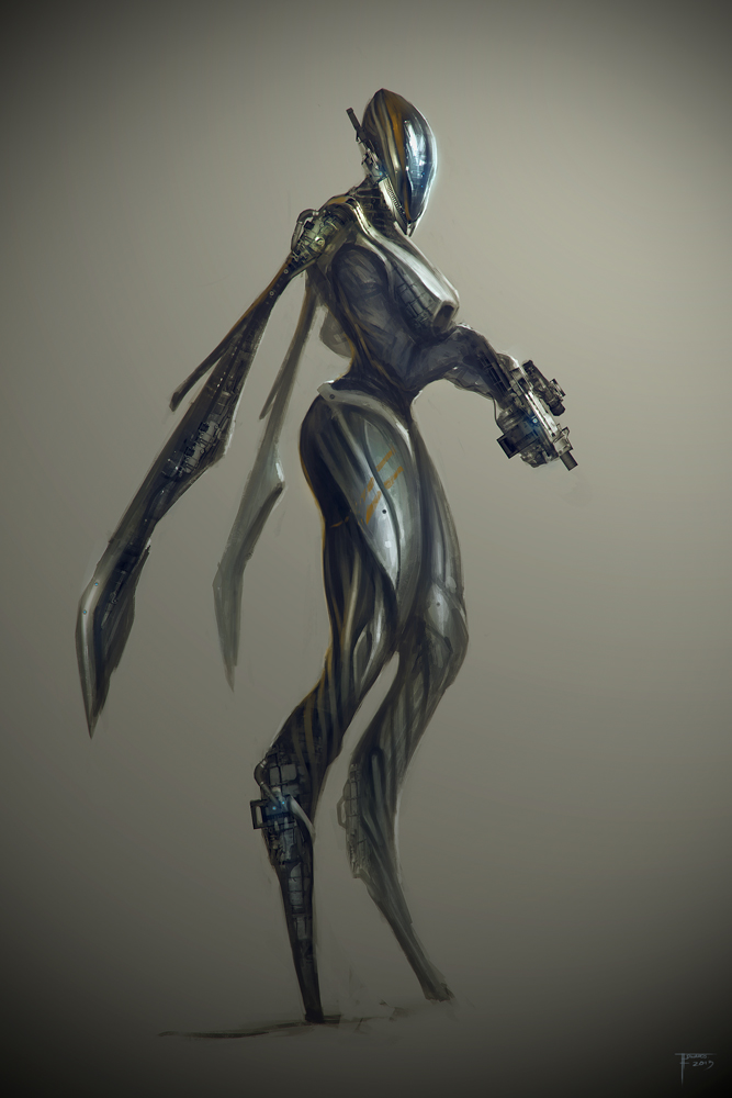 Mantis by TomEdwardsConcepts