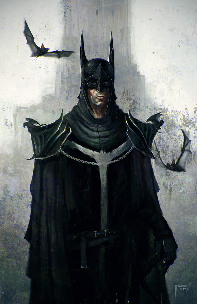 Darkagebatman by TomEdwardsConcepts