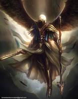Archangel by TomEdwardsConcepts