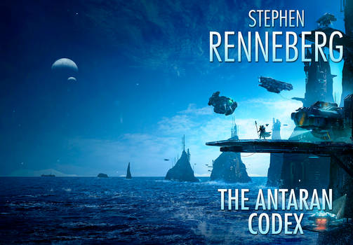 The Antaran Codex - Stephen Renneberg