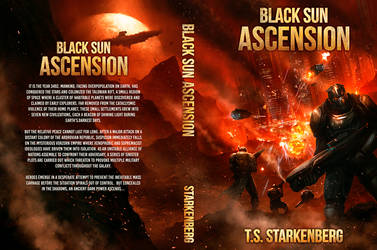 Black Sun Ascension - T.S. Starkenberg by TomEdwardsConcepts