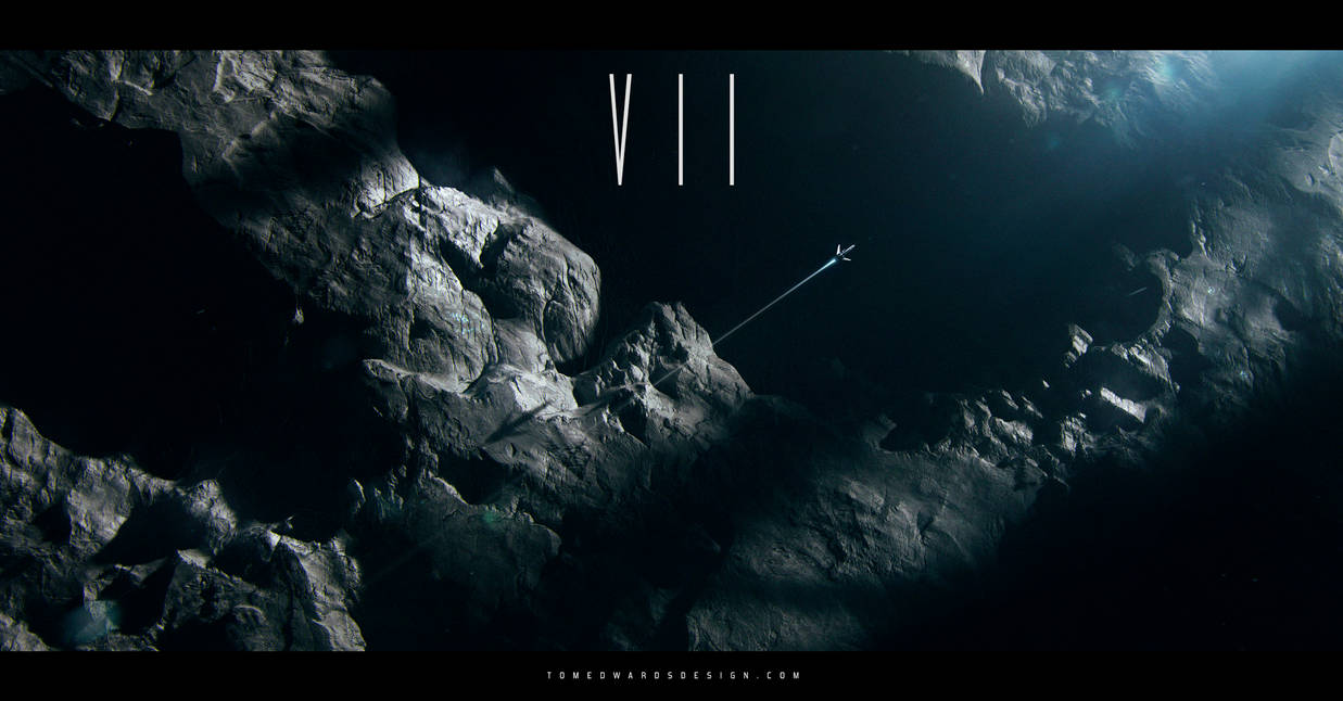 VII by TomEdwardsConcepts