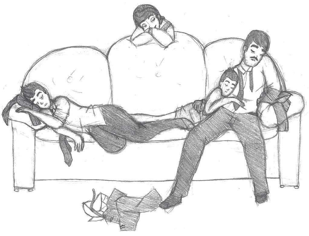 Those Are My Boys by LikeFireNeedsAir