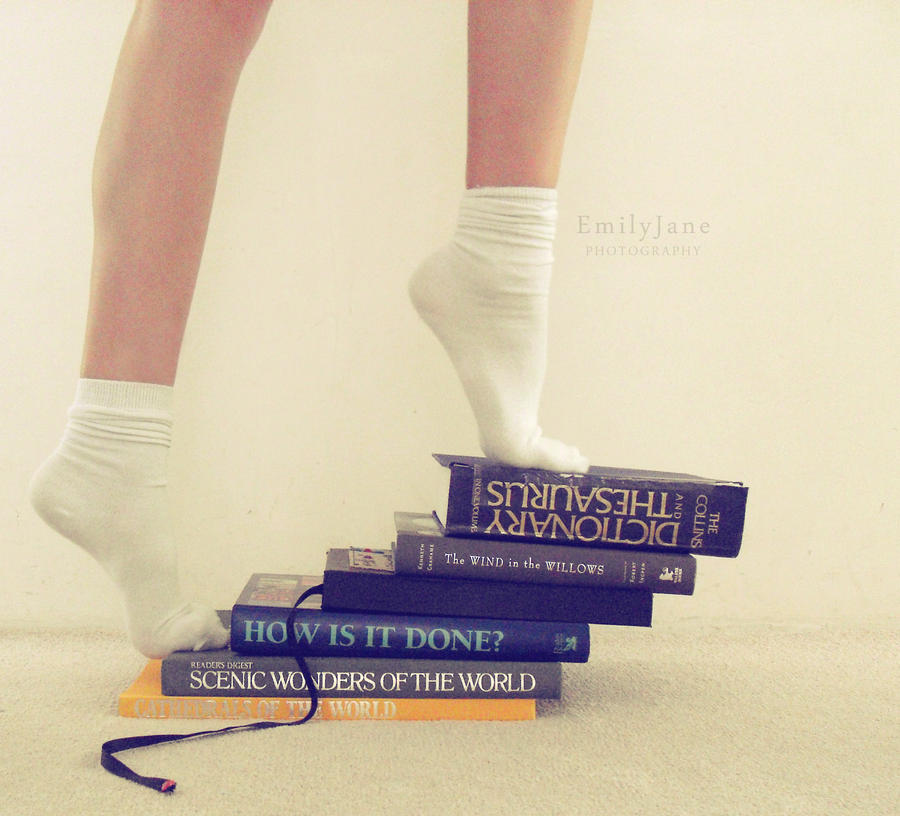 steps to my future II by MissUnfortunate