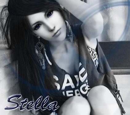 Stella Nox Fleuret: Cute Girl by xJessey