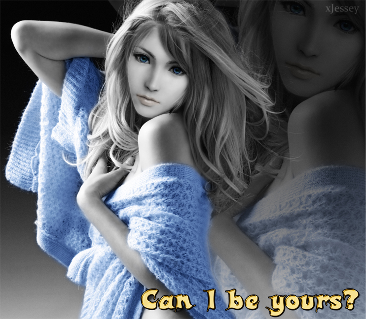 Stella Nox Fleuret: Can I be yours? by xJessey