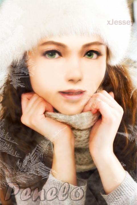 Penelo: Snow by xJessey